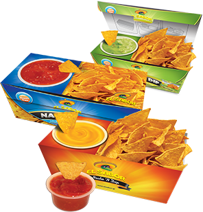 Nacho N' Dip Products