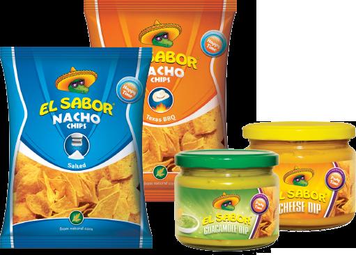 Product Nachos Dip