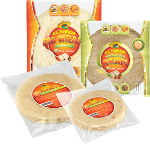 Wraps Products