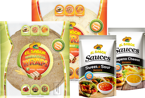 Product Sauces